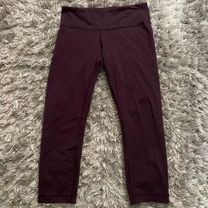 lululemon leggings size 6 women